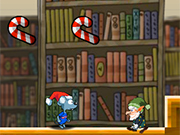 Santa\'s Secret Library