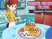 Sara\'s Cooking Class: Napoleon Pastries