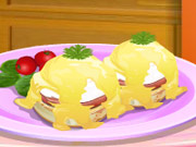 Sara\'s Cooking Class: Eggs Benedict