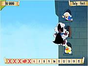 Scarlet Pumpernickel In Tower Rescue