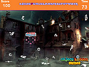 Scary Palace Hidden Alphabets