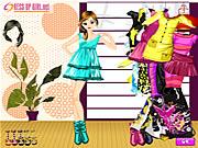 Seductive Girl Dress Up
