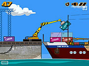 Shipping Yard