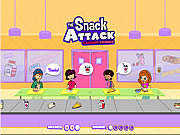The Snack Attack - Calcium Crunch