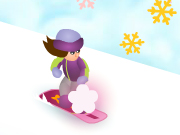 Snowboard Betty