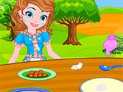 Sofia Special Princess Pizza