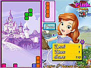 Sofia the First Tetris