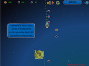Space Gravity Game 2