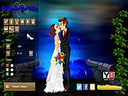 Sparkling New Year Wedding