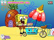 SpongeBob at Crazy Dentist