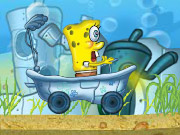 Spongebob Bathtime Burnout 2