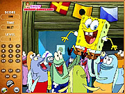 Spongebob Find The Numbers