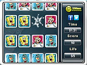 Spongebob Puzzle War