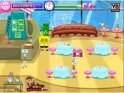 Play SpongeBob Restaurant 2