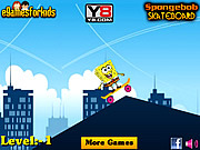 Spongebob Skateboard