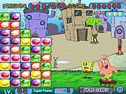 Spongebob Squarepants - Flying Plates