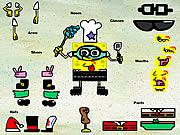 Sponge Bob Square Pants D…