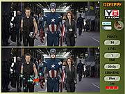 Spot 6 Diff - Avengers