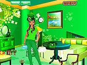 St. Patricks Day Room Decor