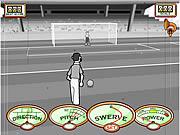 Stan James: Original Free Kick Challenge