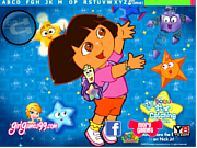 Star Dora Hidden Letters
