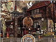 Steampunk World