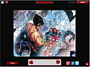 Street Fighter Jigsaw