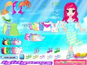 Play Summer Cutie Dress Up