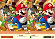 Super Mario - 5 Differences