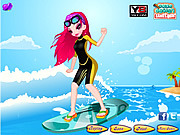 Surfing Weekend Dressup