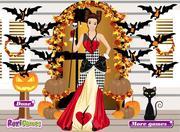 Sweet Halloween Style Dress Up