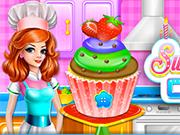 Sweet Heart Cupcake
