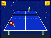Table Tennis Mario