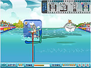 Tom And Jerry Super Ski Stunts