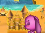 Toto\'s Sand Castle