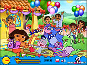 Treasure Hunt - Dora