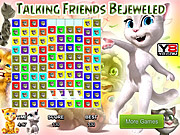Talking Friends Bejeweled
