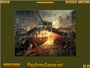 Tank Destroyer Puzzle