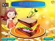 Tasty Sandwich Deco