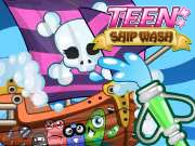 Teen Ship Wash