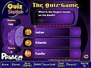 The Earth Quiz Game