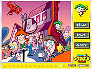 Play The Fairly Odd Parents Hidden Stars