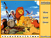 The Lion King Hidden Letters