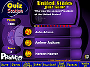 The United States Quiz Game