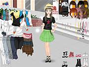 Dress Store Show Up