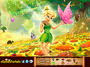 Tinkerbell Hidden Objects