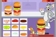 Tom And Jerry Hamburger
