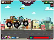 Tom's Truck Wars
