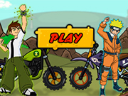 Play Toon Heroes Super Racing
