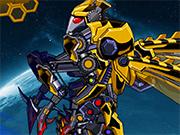 Toy Robot War Robot Bee